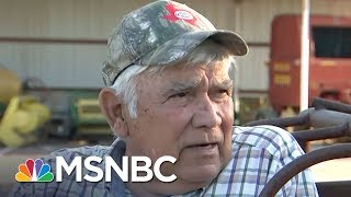 Landowners In Texas React To Donald Trump's Border Wall | MSNBC