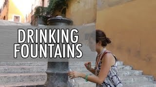 A Guide to drinking Fountains in Rome (Nasoni) | Walks of Italy