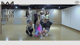 오마이걸(OH MY GIRL)_BUNGEE (Fall In Love)(Dance Practice Video)