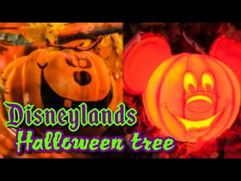 what is the halloween tree