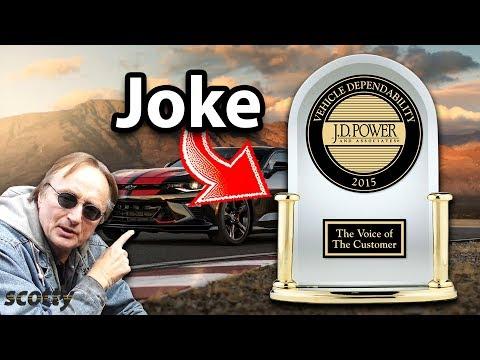 The Biggest Car Buying Joke in History J.D. Power Awards