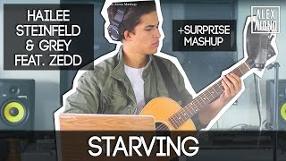 Starving by Hailee Steinfeld & Grey feat. Zedd WITH SURPRISE MASHUP | Alex Aiono Cover