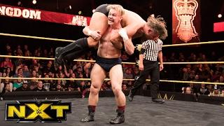 Tyler Bate vs. Trent Seven - WWE United Kingdom Championship M...