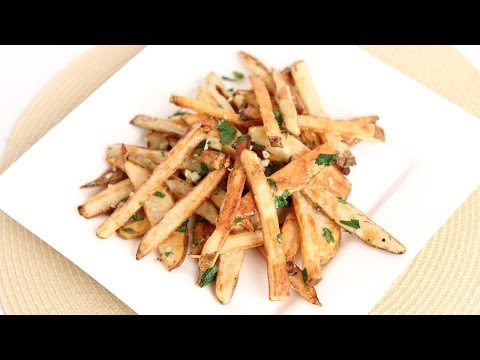 Best Oven Fries Recipe! - Laura Vitale - Laura in the Kitchen Episode 773