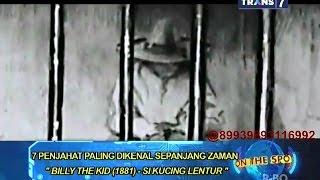 On The Spot - 7 Penjahat Paling Terkenal
