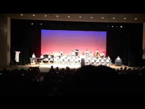 姫路若葉保育園 令和1年度 音楽会 5歳児 合奏「ラデツキー行進曲」
