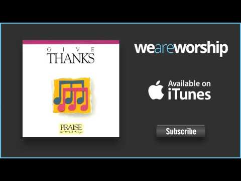 Blessed be the Name Of The Lord - Youtube Music Video