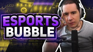 We Need to Talk about the Esports Bubble