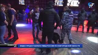 Полицейские вновь провели профилактический рейд в ночном клубе «Soda»