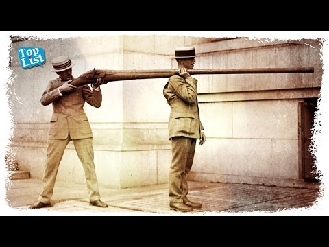 10 Most Bizarre Guns Ever Designed | Weirdest Guns | Craziest Weapons - Top 10