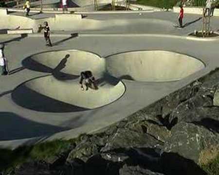 The Skate Trip: McInnis Skatepark
