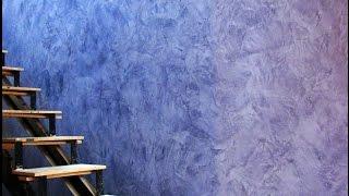 Как сделать декоративную штукатурку стен шпаклевкой своими руками | SmartBud