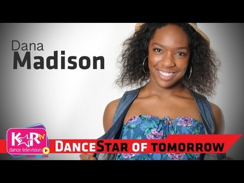 DanceStar of Tomorrow - Dana Madison