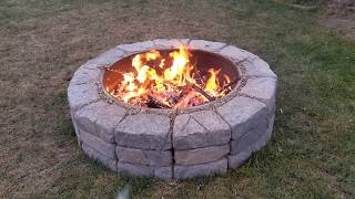 How To Build An Easy Backyard Fire Pit