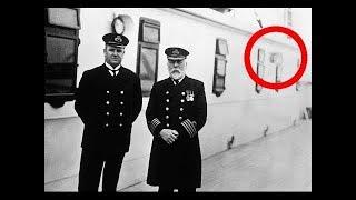 Titanik Batmadan Hemen Önce Çekilmiş 16 Ürkütücü Fotoğraf