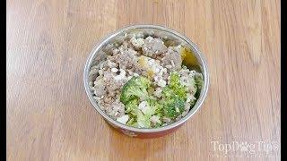 Homemade Dog Food for Pancreatitis Recipe (Simple, 5 Ingredients)
