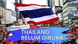Vaksinasi Belum Capai Target, Thailand Tunda Rencana Buka Kembali Kota Bangkok untuk Turis Asing
