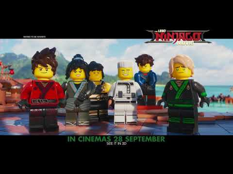 The Lego Ninjago Movie (TV Spot 'Kitty')