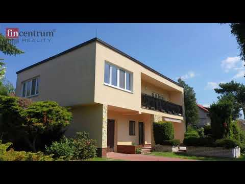 Prodej rodinného domu 191 m2 Nad Belvederem, Praha Kunratice