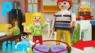 FAMILIE Bergmann 12  Die ÜBERRASCHUNG Und NEUER MITBEWOHNER  Playmobil Film Deutsch Geschichte