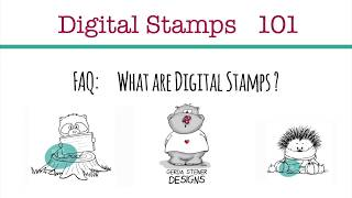 What Are Digital Stamps?