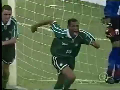 Botafogo SP 3x3 Palmeiras - Campeonato Paulista 2001