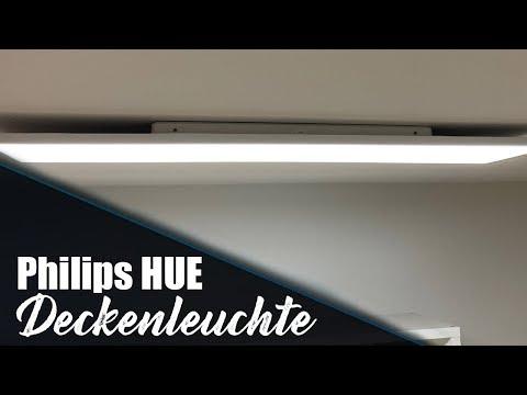 Philips Hue Panelleuchte Aurelle Test | Oli