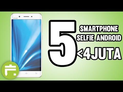 Video FLASH TOP 5: Kamera Smartphone Android Selfie Terbaik di Bawah 4 Juta