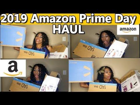 AMAZON PRIME DAY HAUL | Health, Beauty, & More | 2019