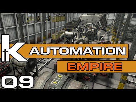 Let's Play Automation Empire Ep 09 | How Taxes Work (And Making Steel) | Automation Empire Gameplay