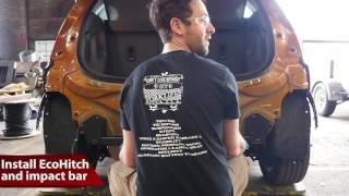 2017-2020 Chevy Bolt EcoHitch Installation