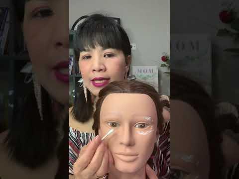 Hướng dẫn sử dụng sản phẩm chăm sóc da vùng mắt LumiSpa Accent Idealeyes