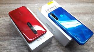 Redmi 8 vs Realme 5 - Which Should You Buy ?
