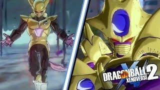 Dragon Ball Xenoverse 2: TRANSFORMAÇÃO GOLDEN FREEZA ! #13 ‹ Ine ›