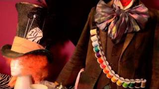 Mad Hatter Costume, Tim Burtons Alice In Wonderland, Threadbanger