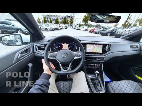 New Volkswagen Polo R Line Test Drive POV