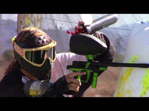 CANADIAN PAINTBALLS – shooting and review – ft. Chris Lasoya?