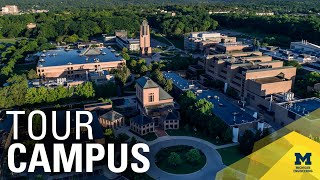 A Tour of University of Michigan Engineering