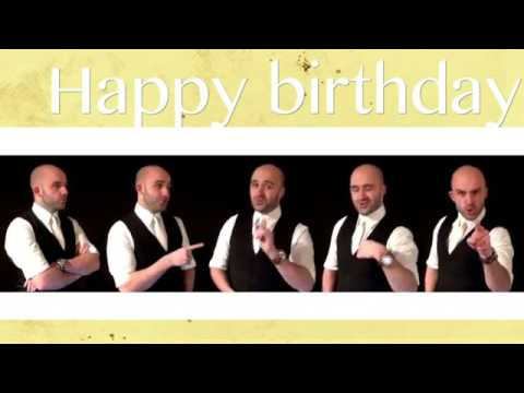 Lagu happy birthday keren