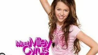Let's Dance - Miley Cyrus