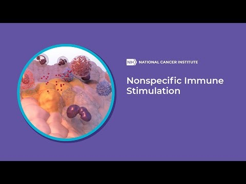 nonspecific immune stimulation