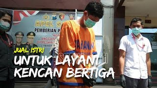 Suami di Jombang Jual Istri untuk Kencan dengan Pria Lain, Ditangkap saat Layani Pelanggan di Hotel