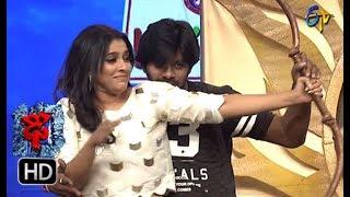 Sudheer | Rashmi | Funny Joke | Dhee 10 | 7th February 2018| ETV Telugu