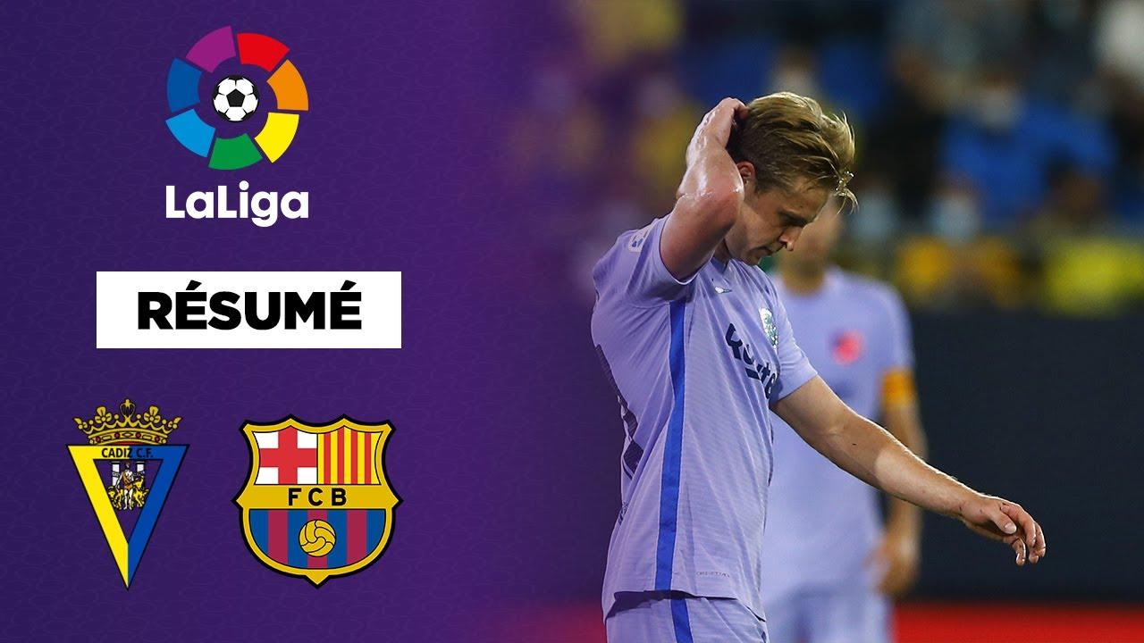 🇪🇸 Résumé - LaLiga : Le Barça déçoit encore !