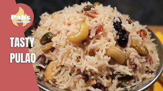 Nuts Pulao Recipe | Best Pulao Recipe