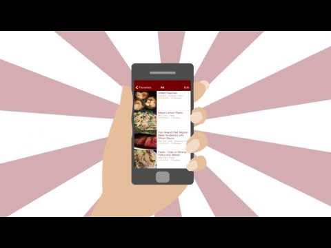 Video of BigOven: 350,000+ Recipes