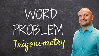 Word Problems Using Trigonometry And Bearings