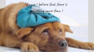 I Believe - Chris August (lyrics)