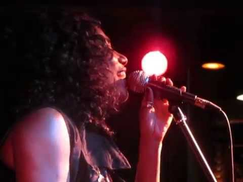 Karyn White - How I want you / People make the world go round Live at The Jamhouse, Birmingham