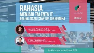 Rahasia Menjadi Talenta IT Paling Dicari Startup Terkemuka